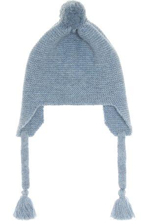 Il gufo Baby Mütze aus Wolle