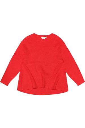 BONPOINT Pullover mit Wollanteil