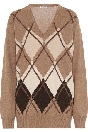 Miu Miu Pullover aus Wolle