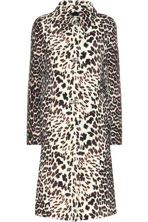 Prada Damen Trenchcoats - Mantel aus Schurwolle