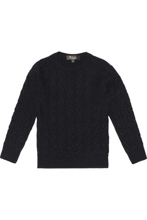Loro Piana Kids Mädchen Shirts - Pullover Girocollo Downey