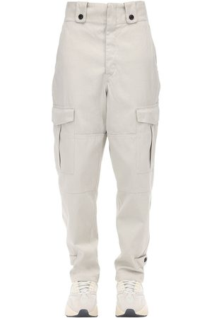 Isabel Marant Neil Cotton Cargo Pants