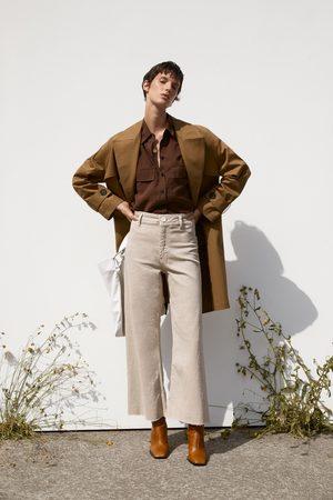 Zara Straight-fit-jeans zw premium in marine