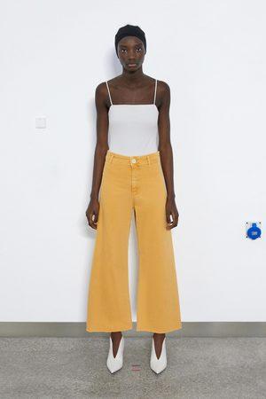 Zara Damen Straight - Straight-fit-jeans zw premium in marine