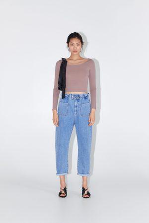 Zara Damen Baggy & Boyfriend - Jeans z1975 baggy