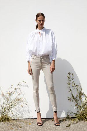 Zara Skinny-jeans zw premium