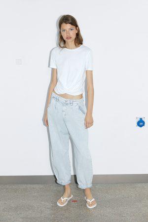 Zara Doppelreihiges hemd
