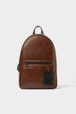 Zara Brauner rucksack