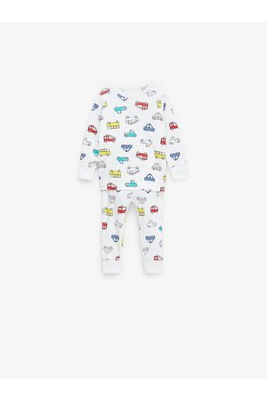 Zara Car print pyjamas