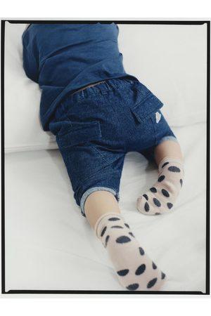 Zara Baby Socken & Strümpfe - 2er-pack socken mit tupfen