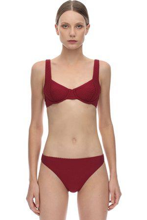 "Peony Damen Bikinis - Bikini-oberteil ""sangria"""
