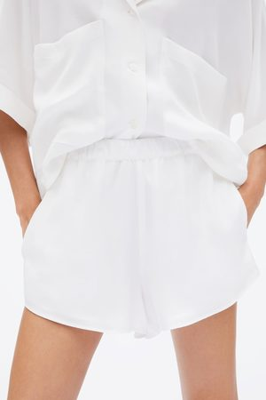 Zara Fliessende shorts