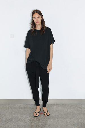 Zara Jogginghose aus strick