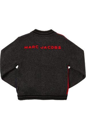 Marc Jacobs Cardigan Aus Viskose Und Wolle