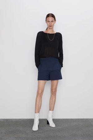 Zara Shorts mit hohem bund