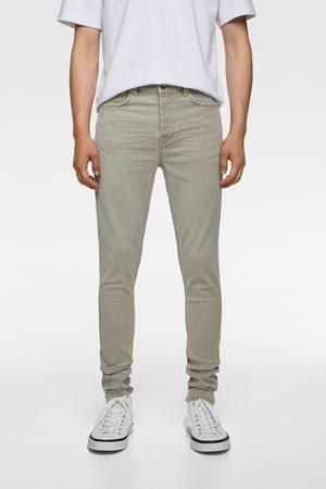 Zara Weiche skinny-jeans