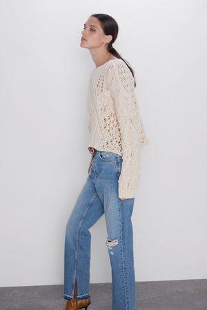 Zara Jeans z1975 high rise straight
