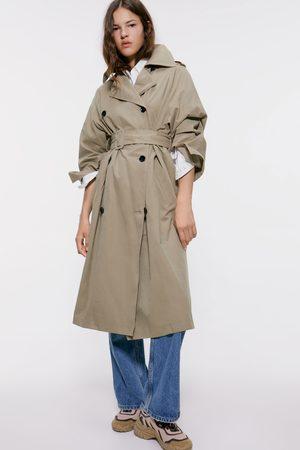 Zara Oversize-trenchcoat