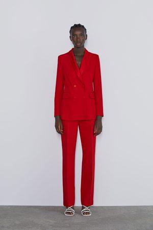Zara Doppelreihiger smoking-blazer