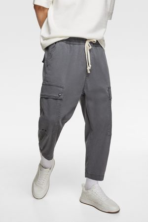 Zara Cargo-bermudashorts