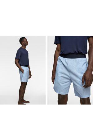 Zara Schlafanzug mit streifenmuster im pack
