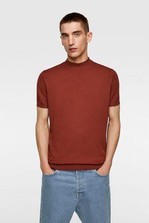 Zara Basic high neck sweater