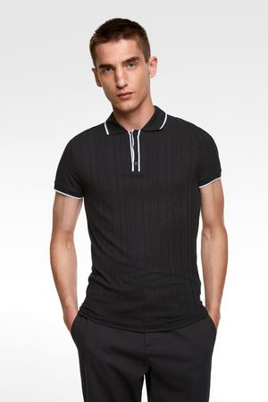 Zara Muscle-fit-poloshirt