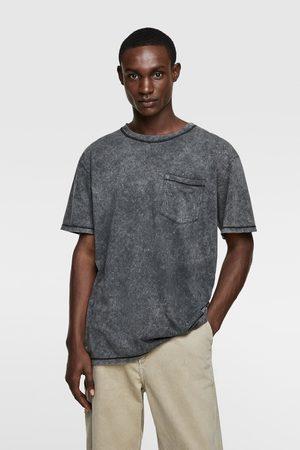 Zara Shirt mit tasche