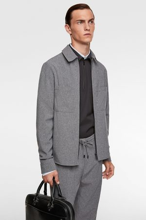 Zara überhemd – traveler-kollektion