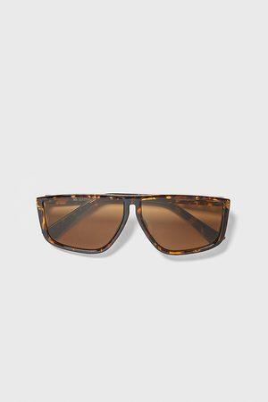Zara Herren Sonnenbrillen - Sonnenbrille in schildplattoptik