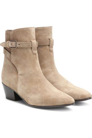 Saint Laurent Ankle Boots West Jodhpur 40
