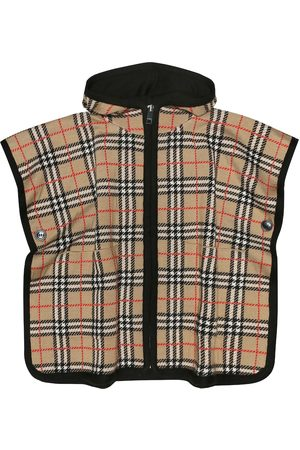 Burberry Cape aus Wolle