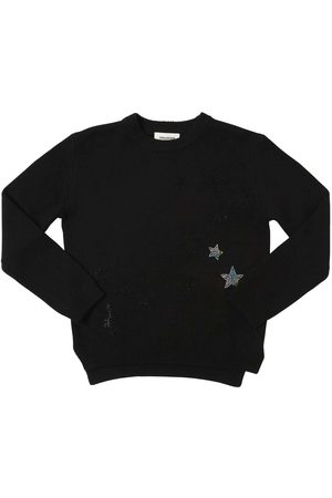 Zadig & Voltaire Damen Shirts - Pullover Aus Wollmischstrick