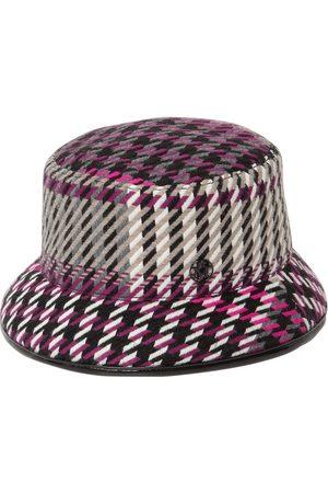 Le Mont St Michel Jason Acrylic & Vinyl Bucket Hat