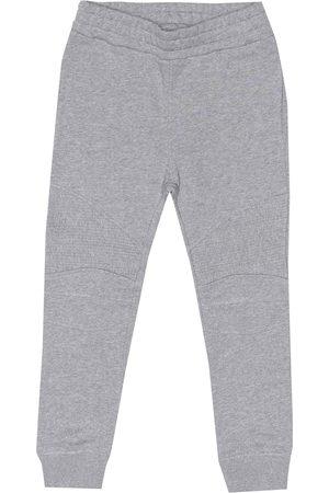Balmain Jogginghose aus Baumwoll-Jersey