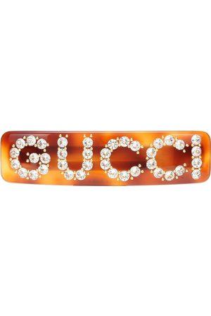 Gucci Damen Haarschmuck - Verzierte Haarspange