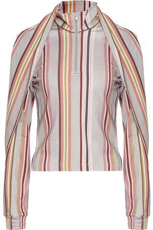 Y / PROJECT Gestreifte Bluse