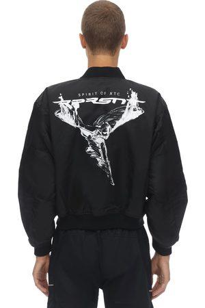 Represent Techno Bomber Jacket