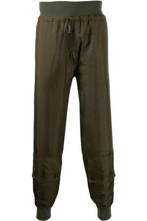 KATHARINE HAMNETT LONDON Padded track pants