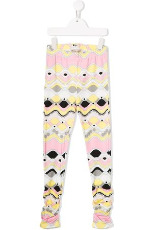 Emilio Pucci All-over print leggings