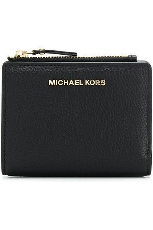 Michael Kors Logo plaque card case
