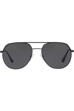 Prada Aviator shaped sunglasses