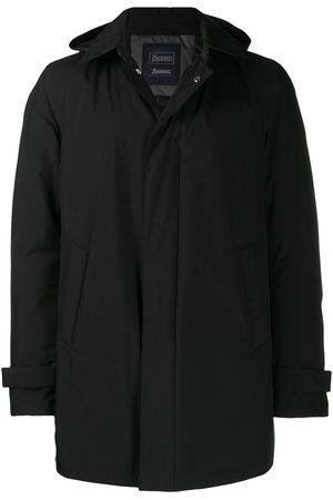 HERNO Detachable hooded coat