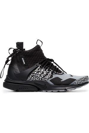 Nike Acronym X Presto leather trim Mid trainers