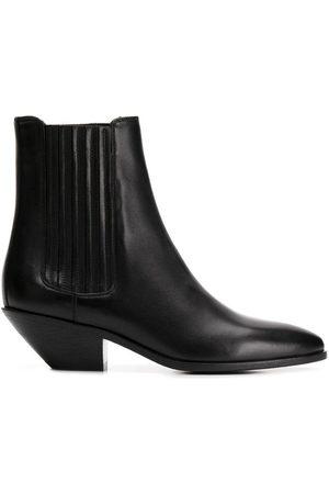 Saint Laurent West Chelsea heeled boots