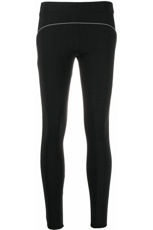 A-cold-wall* Piped logo leggings
