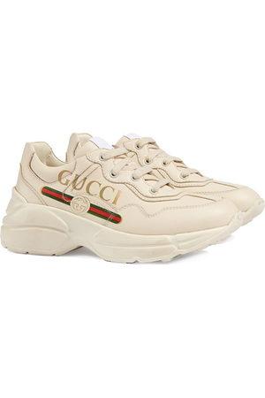 Gucci Jungen Sneakers - Gucci logo sneakers