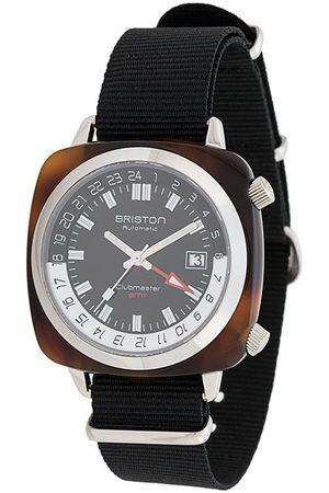 Briston Watches Herren Uhren - Clubmaster GMT Traveller 42mm