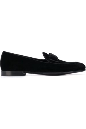 Dolce & Gabbana Bow tie loafers