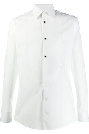 Dolce & Gabbana Tailored tuxedo shirt